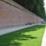 <b>EN IMAGES. Vous pouvez à nouveau profiter des pelouses sur les quais de Garonne, à Toulouse</b>