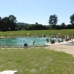 <b>Pour se rafraîchir, une piscine naturelle vous attend au pied des Pyrénées, au sud de Toulouse</b>