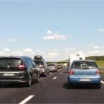 <b>Entre Bordeaux et Toulouse, un accident sur l'autoroute a provoqué un bouchon pendant 3 heures</b>