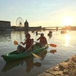 <b>Toulouse. Pour vos afterworks, vous pouvez faire du canoë-kayak sur la Garonne cet été</b>