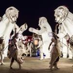 <b>Toulouse. Une parade d'ours géants (et des illuminations) pour lancer les festivités de Noël</b>