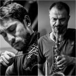 <b>soirée Un pavé dans le Jazz // Frantz Loriot & Jean-Luc Guionnet</b>