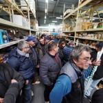 <b>Toulouse. Les agriculteurs dénoncent la provenance des produits vendus en France, notamment le casso...</b>