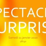 <b>Spectacle Surprise</b>