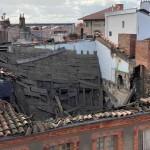 <b>Toulouse. Après l'effondrement d'un toit, la mairie prend un arrêté de péril imminent</b>