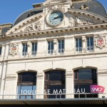 <b>Grève du 5 décembre. SNCF : aucun train ne circulera au départ et à l'arrivée de Toulouse, jeud...</b>