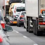 <b>Accident sur l'A61 en direction de Toulouse : des débris sur la chaussée, l'autoroute coup...</b>