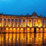 <b>Météo. Deux fois plus de pluie que d'habitude en novembre 2019 à Toulouse</b>