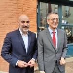 <b>Municipales. Franck Biasotto, candidat à Toulouse : «Moudenc s'est droitisé, on ne s'y re...</b>