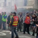 <b>Toulouse. Retraites : les syndicats s'invitent à la permanence de la députée (LREM) Corinne Vig...</b>