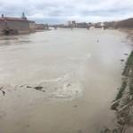 <b>Toulouse. La Garonne en alerte orange aux inondations : voici les secteurs où elle pourrait déborder</b>