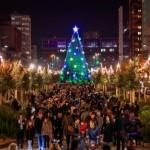 <b>EN IMAGES. Toulouse : des milliers de personnes ont assisté au coup d'envoi des illuminations d...</b>