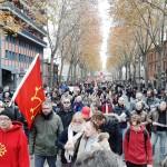 <b>DIRECT. Grève du 5 décembre : suivez les temps forts de la manifestation dans les rues de Toulouse</b>