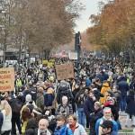 <b>Grève du 5 décembre. 100 000 manifestants à Toulouse selon les syndicats, 33 000 selon la police</b>