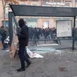 <b>Grève du 5 décembre. Toulouse : des échauffourées entre casseurs et forces de l'ordre au centre...</b>