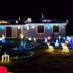 <b>EN IMAGES. Près de Toulouse. Les plus belles maisons illuminées pour Noël</b>