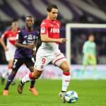 <b>Ligue 1. Ben Yedder et Monaco enfoncent Toulouse, qui enchaîne une sixième défaite consécutive</b>