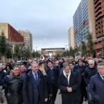 <b>Toulouse. En fanfare (et avec quelques opposants), les ramblas de Jean-Jaurès ont été inaugurées</b>