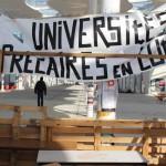 <b>Grève du 5 décembre. Blocage à l'université Jean-Jaurès, et à Science Po Toulouse</b>