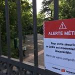 <b>Toulouse. La Haute-Garonne en alerte jaune aux vents violents, la mairie ferme les parcs publics</b>