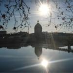 <b>Toulouse. Encore une belle journée ensoleillée à Toulouse et en Occitanie ce vendredi</b>