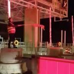 <b>Vidéo. Grève du 18 décembre : opération péage gratuit sur l'autoroute, près de Toulouse</b>