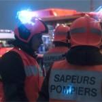 <b>Au sud de Toulouse. Un camion qui transportait des vaches finit au fossé : l'autoroute est coup...</b>
