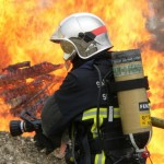<b>Un homme évacué dans un état critique : violent incendie dans le centre-ville d'Albi</b>