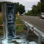 <b>Tarn-et-Garonne. Deux hommes interpellés pour avoir dégradé des radars automatiques</b>