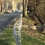 <b>Près de Toulouse. À peine installé, un radar tourelle déjà scié et brûlé dans le Tarn</b>