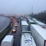 <b>Toulouse. Grève nationale du transport routier : des perturbations à prévoir sur les routes, lundi</b>