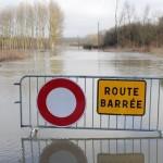 <b>Inondations, chutes d'arbres : voici toutes les routes fermées à la circulation en Haute-Garonn...</b>