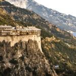 <b>L'histoire du monastère de la Transfiguration : de la Grèce au sud de la France</b>