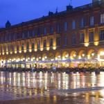 <b>Urgence climatique. Terrasses chauffées interdites : et si Toulouse suivait l'exemple de Rennes...</b>