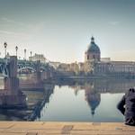 <b>Météo. Froid et soleil : une vraie journée d'hiver à Toulouse lundi, les prévisions</b>