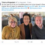 <b>Toulouse. Polémique autour d'un voyage de Jean-Luc Moudenc en Arabie Saoudite</b>