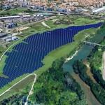 <b>Toulouse. Une immense centrale photovoltaïque bientôt mise en service, sur l'ancien site d'...</b>