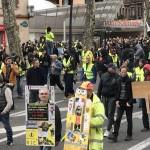 <b>Gilets jaunes, syndicats... Voici les manifestations prévues dans les rues de Toulouse, samedi</b>