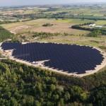 <b>Toulouse. Voici les deux méga centrales photovoltaïques qui viennent de voir le jour en Haute-Garonn...</b>