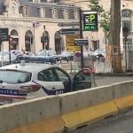 <b>Toulouse. Ils se bagarrent sur le parvis de la gare, avant de s'en prendre à la police qui inte...</b>