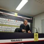 <b>Toulouse. Comment Olivier Sadran compte maintenir le TFC en Ligue 1</b>