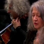 <b>Grands Interprètes : Martha Argerich et Mischa Maisky en duo</b>