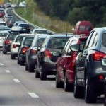 <b>Cinq voitures impliquées dans un accident sur l'A61 : un gros bouchon vers la Méditerranée</b>