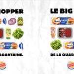 <b>Burger King dévoile ses recettes pour reproduire ses burgers à la maison !</b>