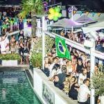 <b>La Voile Blanche reprend ses festivités d'été sur son rooftop & piscine !</b>