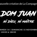 <b>Dom Juan de Molière mise en scène de Pierrot Corpel</b>