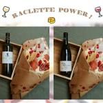<b>Insolite : offrez un bouquet Raclette pour dire «Je t'aime» !</b>