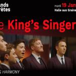 <b>The King's Singers – Les Grands Interprètes</b>