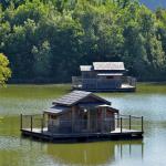 <b>Insolite : 5 spots ultra poétiques pour dormir sur l'eau près de Toulouse !</b>