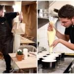 <b>Top Chef : le Menu du Resto Nomade, gagnant de « La Guerre des Restos » livré chez vous par Ubereats...</b>